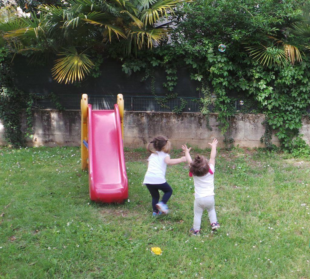 Giochi all'aperto